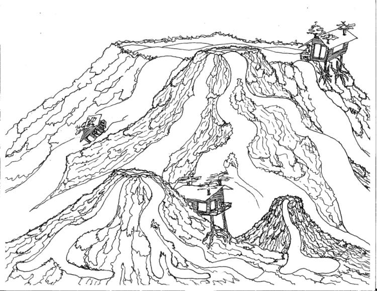 drawing by skye