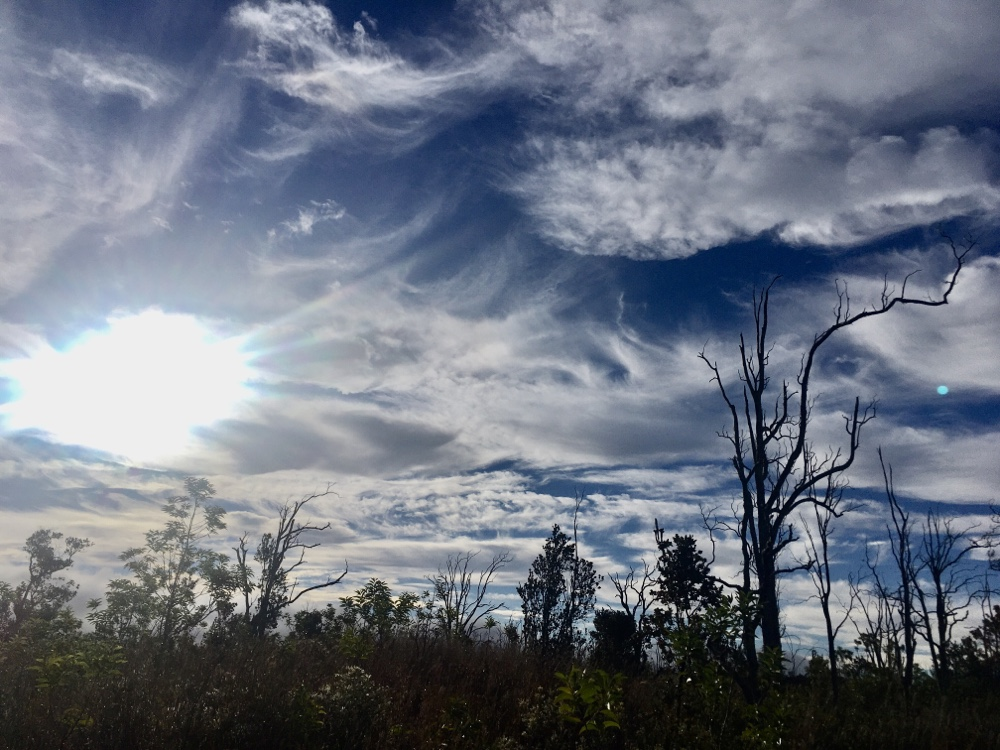 Kilauea Volcano Sunrise