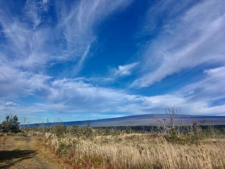 Poor Polly video of Mauna Loa walkup ascent